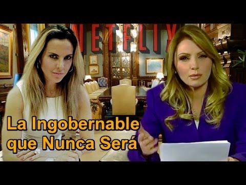 Kate del Castillo le pone los Pelos de Punta a Angélica Rivera