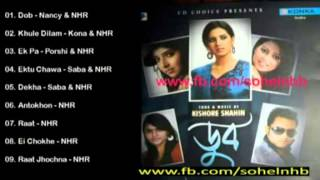 bangla song khole dilam moner akesh by kona and nhr- YouTube
