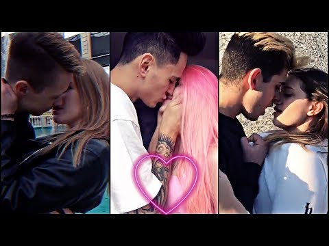 Romantic Cute Couple Goals TikTok Videos cute one sidded love cheat jealous breakup. Ep.36