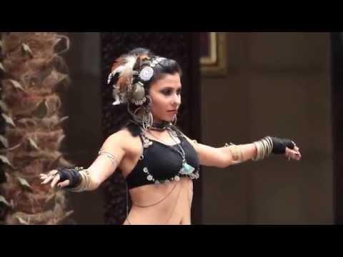 Bindu Bolar Indian Tribal Fusion Belly Dancer Tribalina