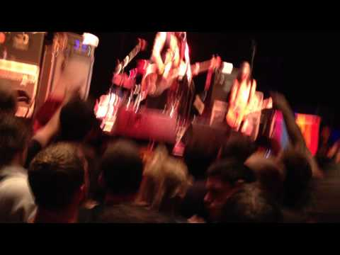 NoFX - 11 songs in 5 minutes Perth 15/11/14