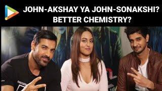 Sonakshi Sinha's FUN Rapid Fire On Akshay Kumar | Salman Khan | Ranveer Singh