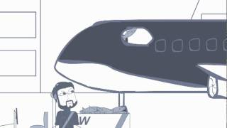 Rooster Teeth Animated Adventures - Shamu Plane and Naked Joel