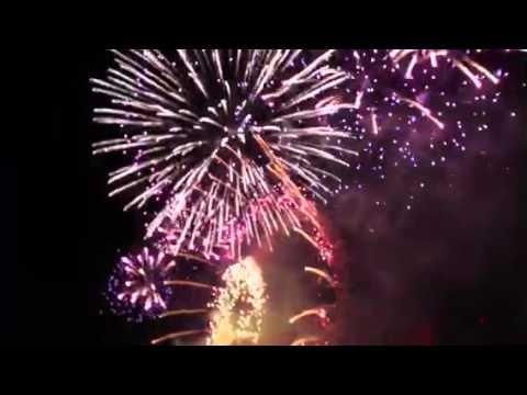 Mayor of London's NYE Fireworks Display