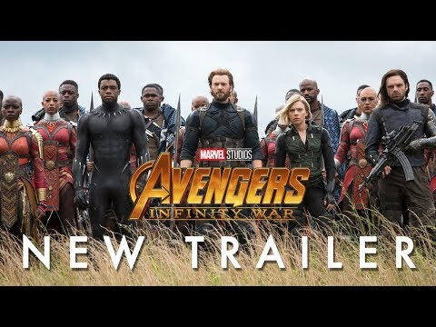 Marvel Studios Avengers Infinity War Official Trailer