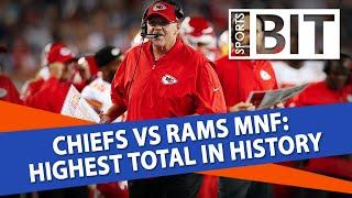 MNF: Kansas City Chiefs at Los Angeles Rams   Sports BIT   NFL Picks