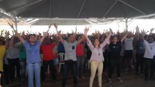 ENF 2016 -Flash Mob -Ministério de Música e Artes