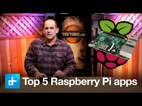 5 Fun Easy Projects You Can Try With a 35 Raspberry Pi