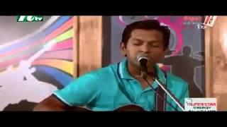 Asmani ft  Tahsan Khan   Nilpori Nilanjona Bangla Eid Natok 2013