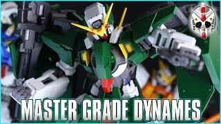Lockon Would Be Proud! - MG Gundam Dynames Review MECHA GAIKOTSU