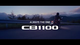 "Honda CB1100: Launch video - ""Always the one"""