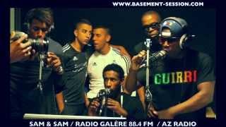 GUIRRI MAFIA - FREESTYLE CHEZ SAM & SAM SUR RADIO GALÈRE 88.4 FM
