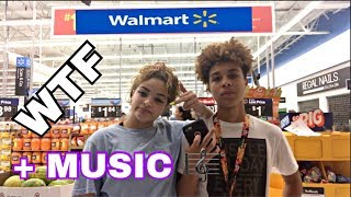 GETTING KICKED OUT OF WALMART?