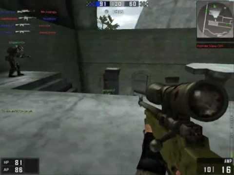 Black Shot GamePlay