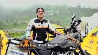 Ring Of Fire Adventure Nusantaride Dieng 15 Nov 2012