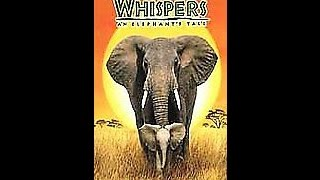 Opening To Whispers:An Elephant's Tale 2001 VHS