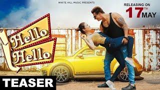 Hello Hello ( Teaser) | Prince Narula | Yuvika Chaudhary | White Hill Music