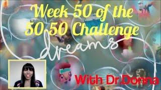 How to Stop Being Broke & Broken! 50-50 Challenge: Week 50