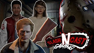 Road to 17k Subs!   Let's KILL Jason!    Friday the 13th: The Game (PC)   Slash 'N Cast