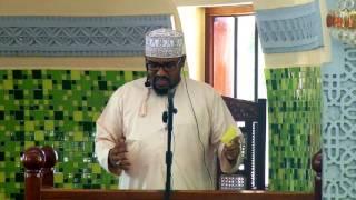 Uislamu Na Maumbile Ya Mwanadamu - Sheikh Yusuf Abdi (3.3.2017)