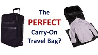How To Buy The Perfect Carry-On Bag   Business Luggage Buying Guide   Travel Carryon Bags