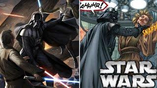 How Darth Vader Killed So Many Jedi - Star Wars Explained