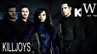 KILLJOYS (TV series) - WikiVidi Documentary
