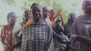 Empowering girls in Niger to say no to child marriage