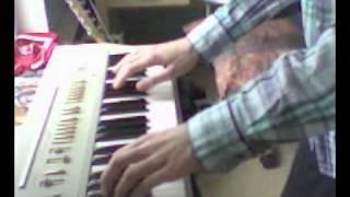 Bob Sinclar presents Fireball - What I want piano cover