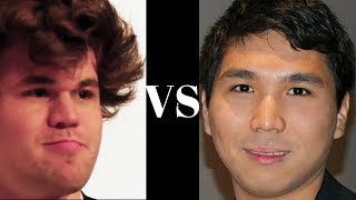 Magnus Carlsen vs Wesley So : Sinquefield Cup (2015) : Sicilian Defense: Najdorf Variation