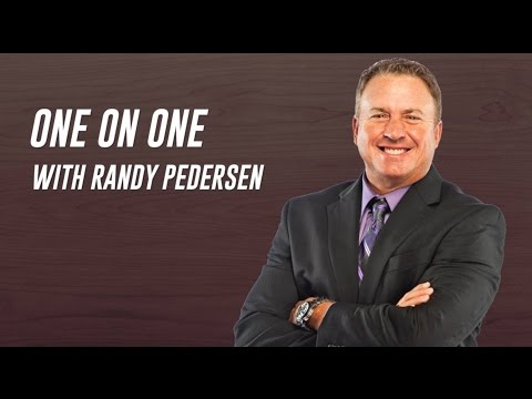 One on One with Randy Pedersen Coming Soon