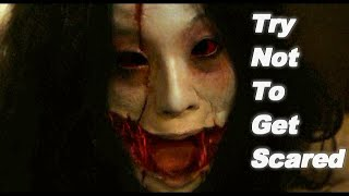 JU-ON~The Final Curse (2015) | Try Not to Get Scared Challenge | Scary Juon