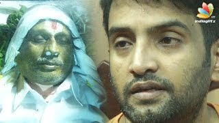 Arya, VTV Ganesh and more celebs pays homage to comedy Actor Santhanam's Father | Neelamegam death