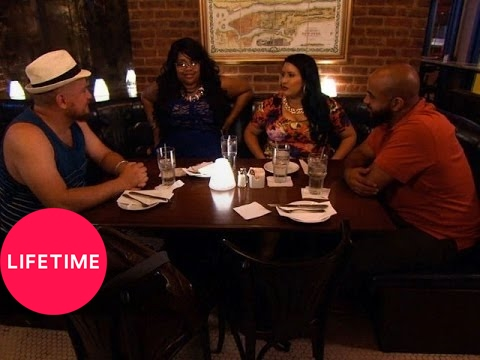 Big Women: Big Love: Sabrina and Mar's Double Date Disappointment (S1, E6) | Lifetime