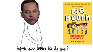 Big Mouth Netflix Pitch Meeting