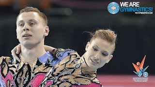 Acrobatic Gymnastics World Championships - Finals Day 2