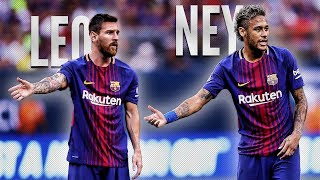 Lionel Messi & Neymar Jr 2016/2017 - MAGICAL Duo   HD