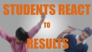 Students reaction after exam results | Prank Dose |