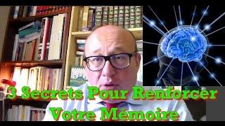 Mémoire ! 3 secrets rapides pour la renforcer