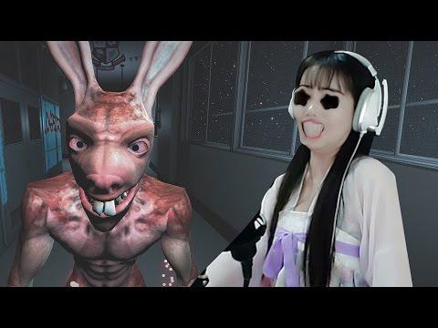 《嗎啡》校園暴力兔子出沒! 【恐怖遊戲】#1