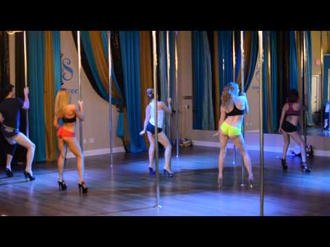 Worth It Fifth Harmony Beginner Pole Dance Routine