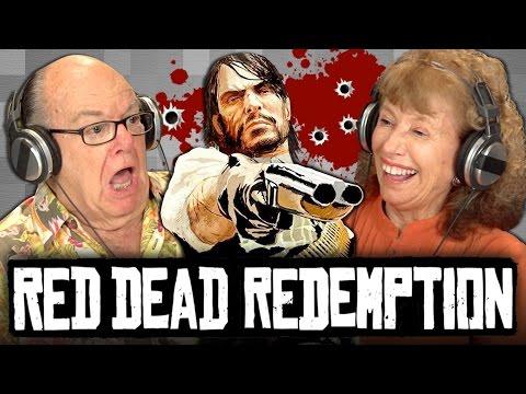 ELDERS PLAY RED DEAD REDEMPTION Elders React Gaming