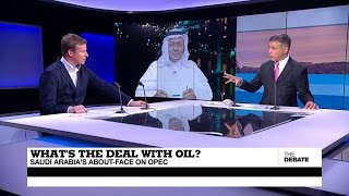 What's the deal with oil? Saudi Arabia's about-face on OPEC (part 1)