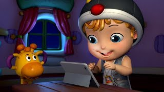 Finger Family Rhymes & Songs Video Call Edition | Infobells