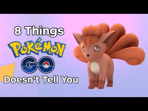 8 Things Pokemon Go Doesn't Tell You Mp3