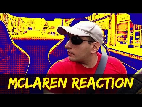 Xxx Mp4 McLaren Reaction Weirdest One Yet 3gp Sex