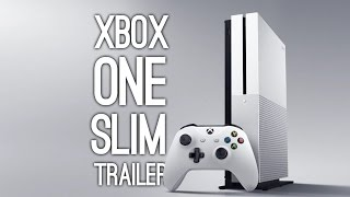 Xbox One S Trailer: Xbox One Slim Reveal Trailer at E3 2016 Microsoft Conference