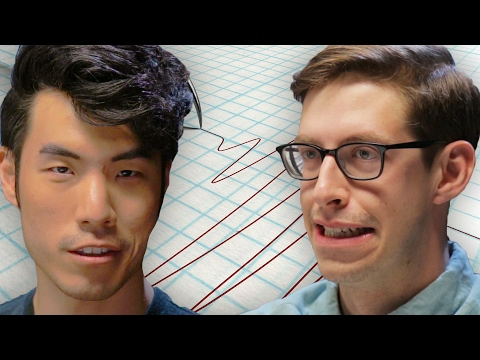 The Try Guys Take A Lie Detector Test
