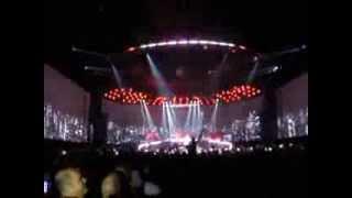 INDOCHINE - Black City Parade (LIVE) - Black City Tour 2 - Bruxelles 31 OCT 2013