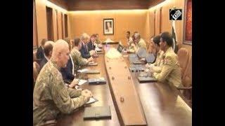 Afghanistan News - U.S., Pakistan agree intra-Afghan dialogue vital for peace in Afghanistan